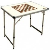 Стол шахматный CW Chess Table Ivory