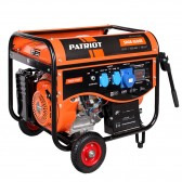Бензогенератор Patriot Power SRGE-6500E
