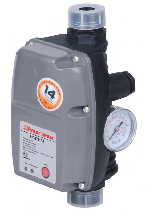 Реле давления Sturm WP9711AC - купить, цена, фото, отзывы и характеристики