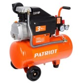 Компрессор PATRIOT POWER 24/210 PRO