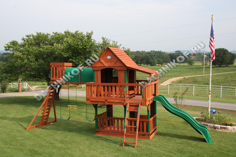 Красивая детская площадка своими руками фото 499